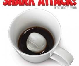 Shark Attack Mug