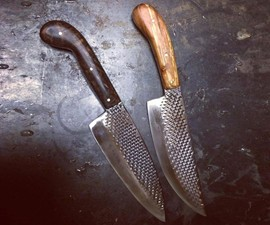 Chelsea Miller Kitchen Knives