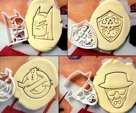 Cookie Prints Cookie Cutters