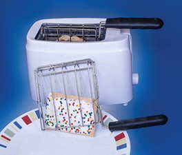 Toaster Buddies Baskets