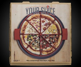Your Slyce Pizza Topping Divider