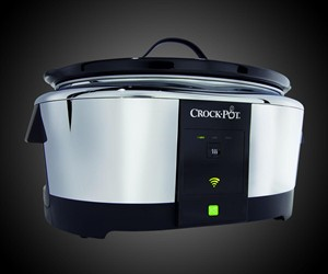 App-Controlled Crock-Pot Slow Cooker