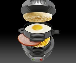 Breakfast Sandwich Maestro