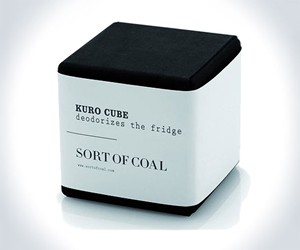 Kuro Cube - Charcoal Fridge Deodorizer