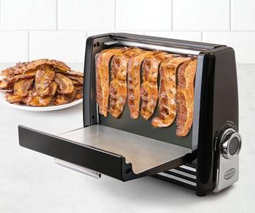 Bacon Express Crispy Bacon Grill