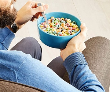 Grubbin' on the Couch Bowls