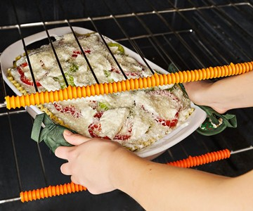 Heat Resistant Oven Rack Guards Dudeiwantthat Com