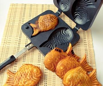 Japanese Fish Pancake Maker