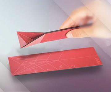 Polygon - 4-in-1 Origami Measuring Spoons