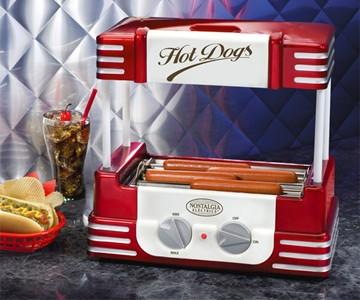 Retro Series Hot Dog Roller