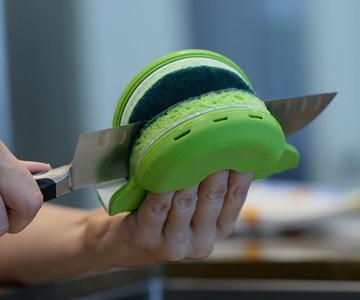 Skrub Knife Cleaner