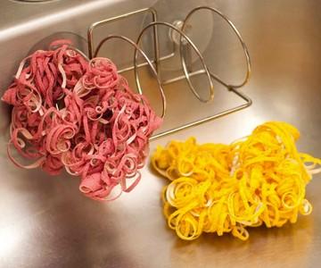 Spaghetti Scrubs - Soap-Free Sponges
