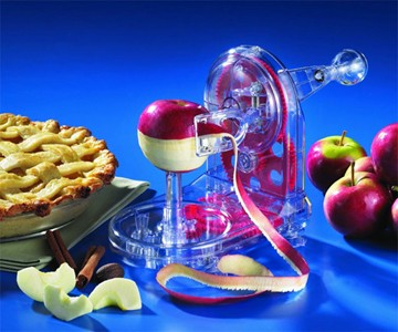 The Appleholic's Apple Peeler