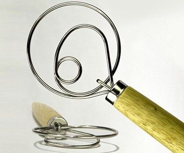 The Original Danish Dough Whisk