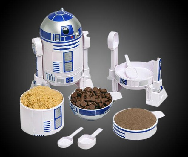 R2D2 Measuring Cups