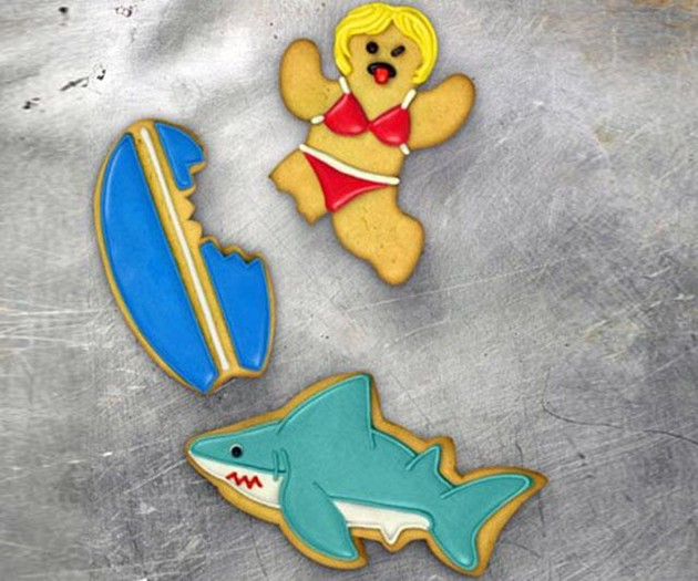 Snack Attack Cookie Cutters