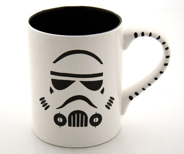 Star Wars Stormtrooper Mug