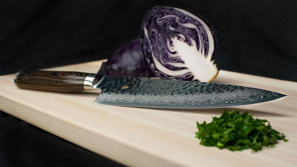 Shun Cutlery Premier Chef'ss Knives