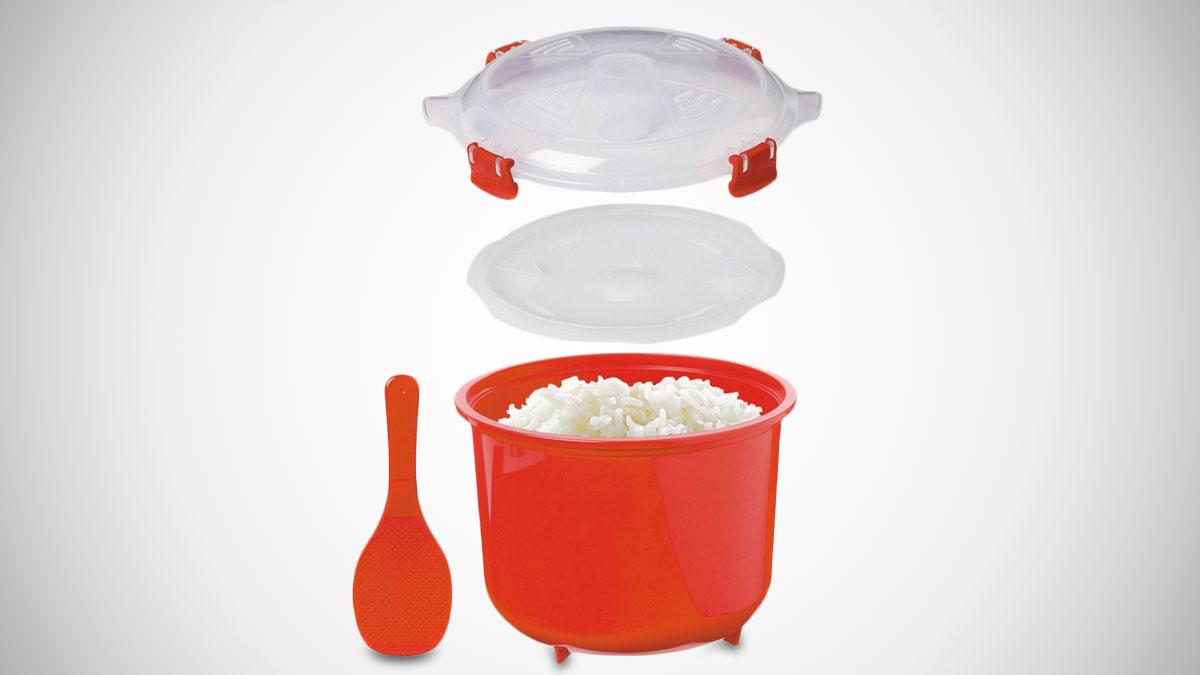 Sistema Microwave Rice Cooker