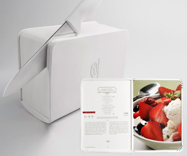 slice a recipe cookbook to improve knife skills. Black Bedroom Furniture Sets. Home Design Ideas