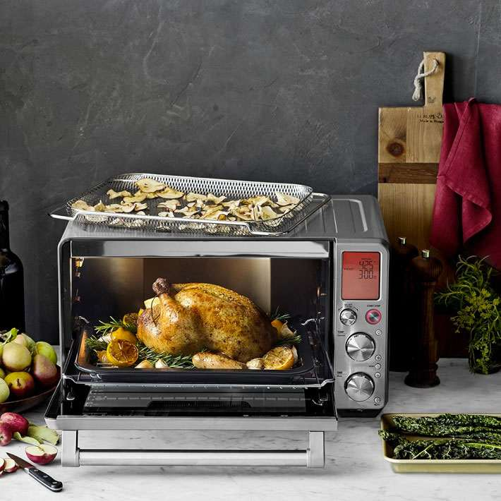 Smart Oven Air Fryer Roaster Amp Dehydrator Dudeiwantthat Com