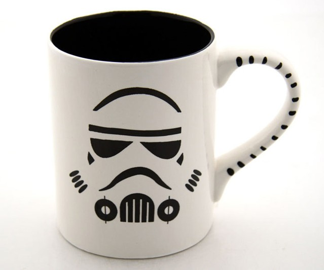 star wars stormtrooper mug. Black Bedroom Furniture Sets. Home Design Ideas