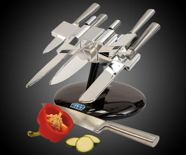 Star Wars X Wing Knife Block Dudeiwantthat Com