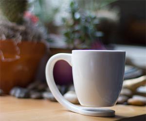The Floating Mug
