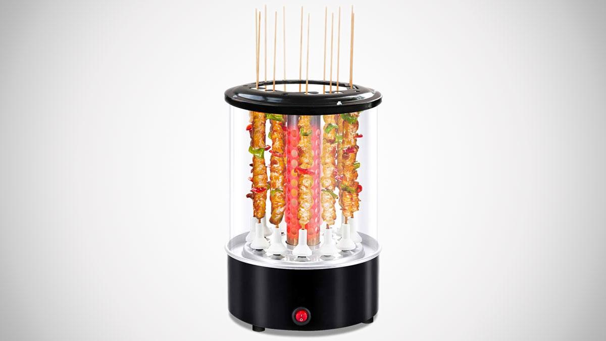 Vertical Rotisserie Roaster Oven
