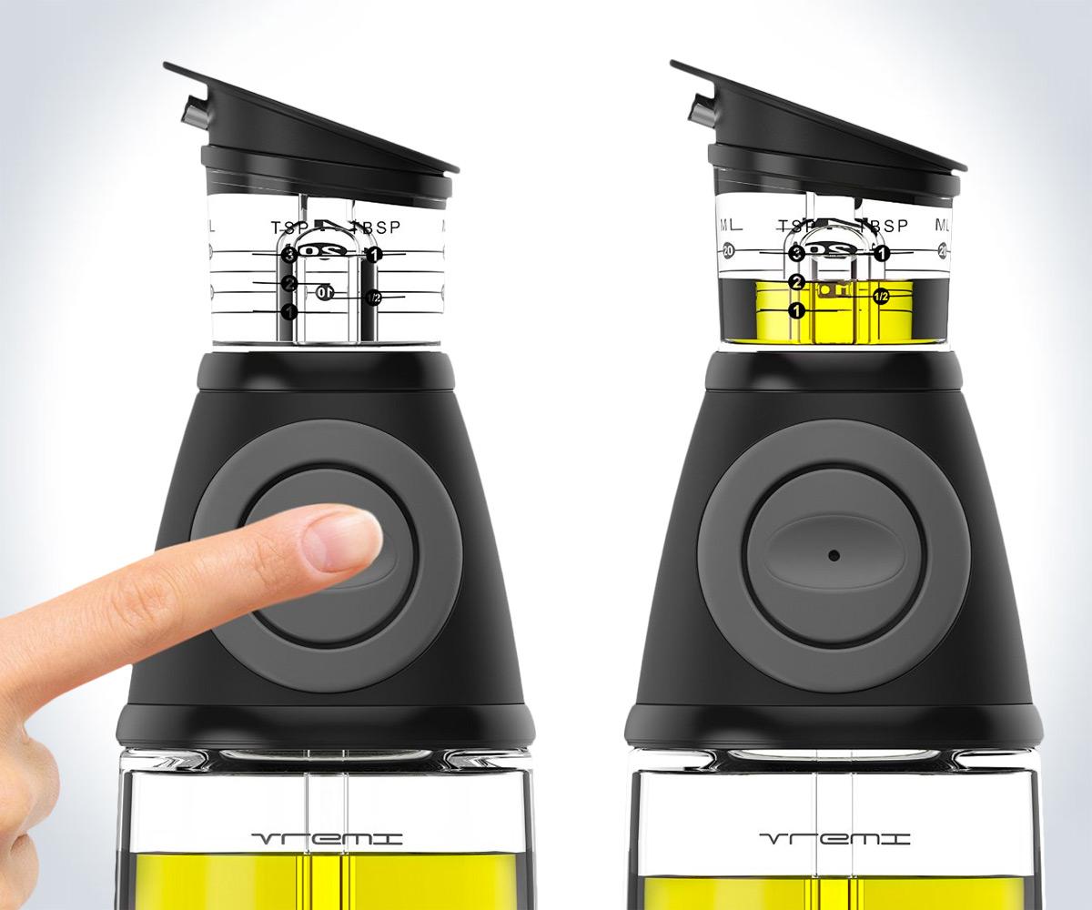 Measured Olive Oil Dispenser Dudeiwantthat Com