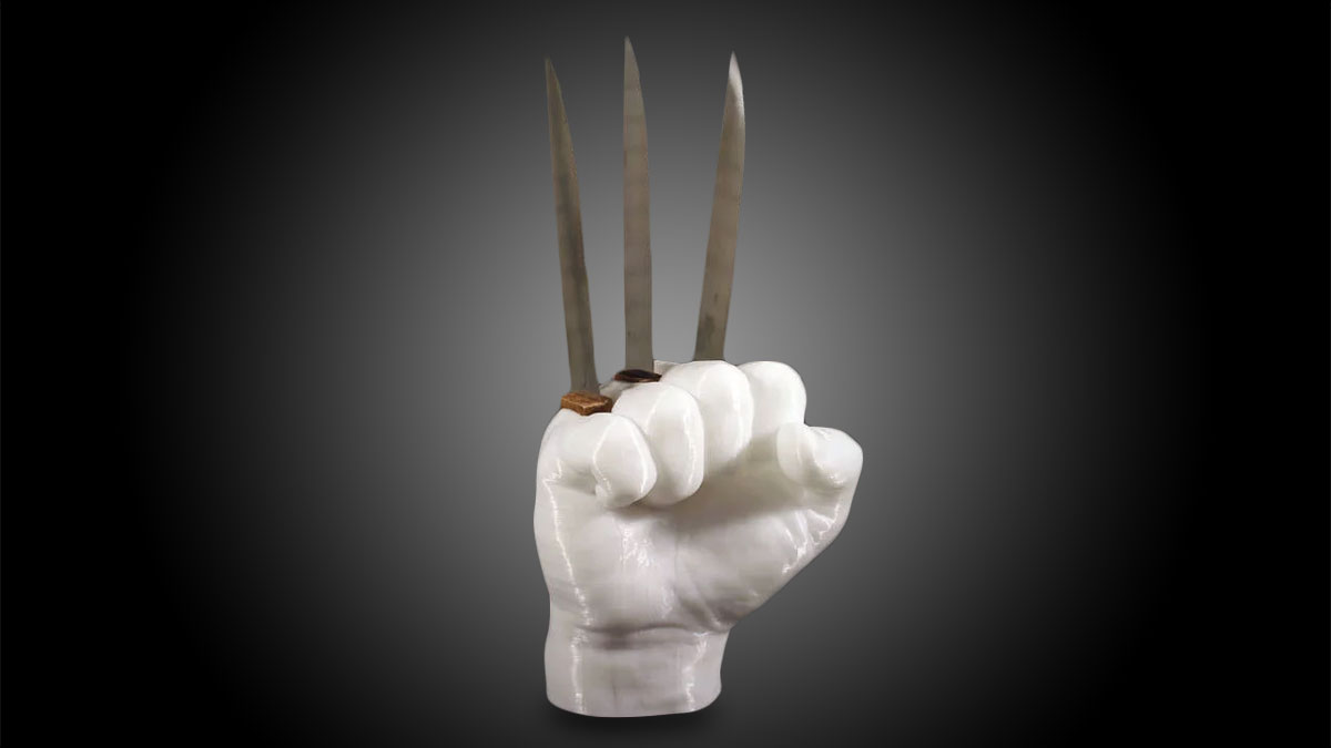 Wolverine Steak Knife Holder