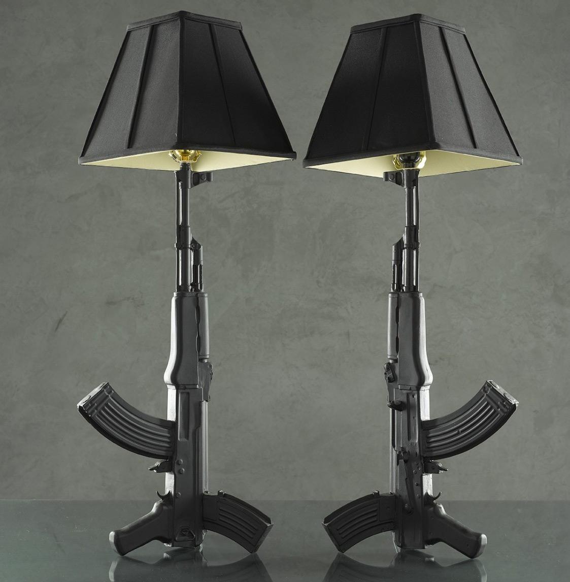 Lamps: DudeIWantThat.com