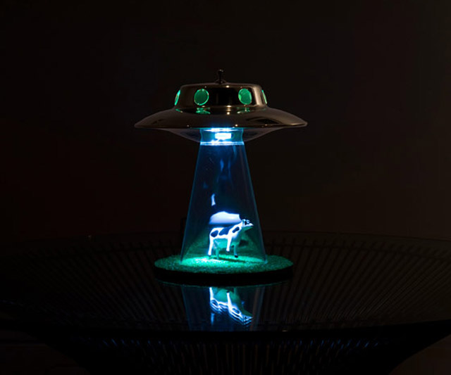 Alien Abduction Lamp Dudeiwantthat Com