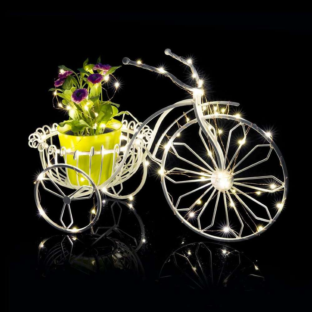 Led String Lights Dimmable : Dimmable LED String Lights DudeIWantThat.com