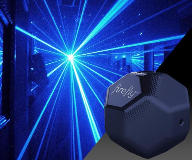 Firefly Blue Laser Lamp Dudeiwantthat Com
