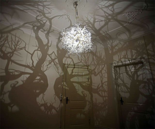Into The Woods Projection Light Dudeiwantthat Com