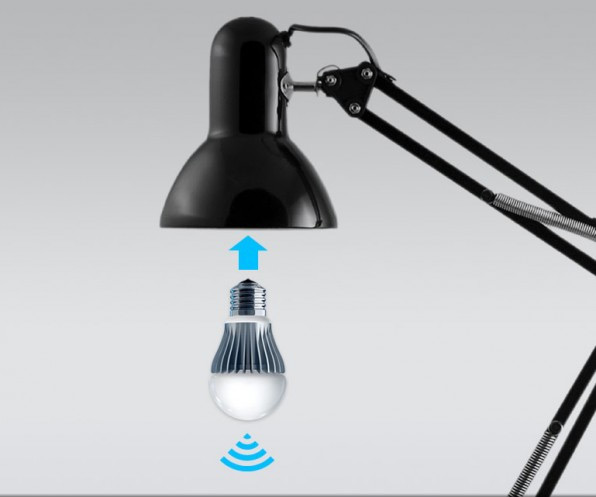 Smartphone controlled lights latest excelvan bluetooth for Bluetooth controlled light bulb