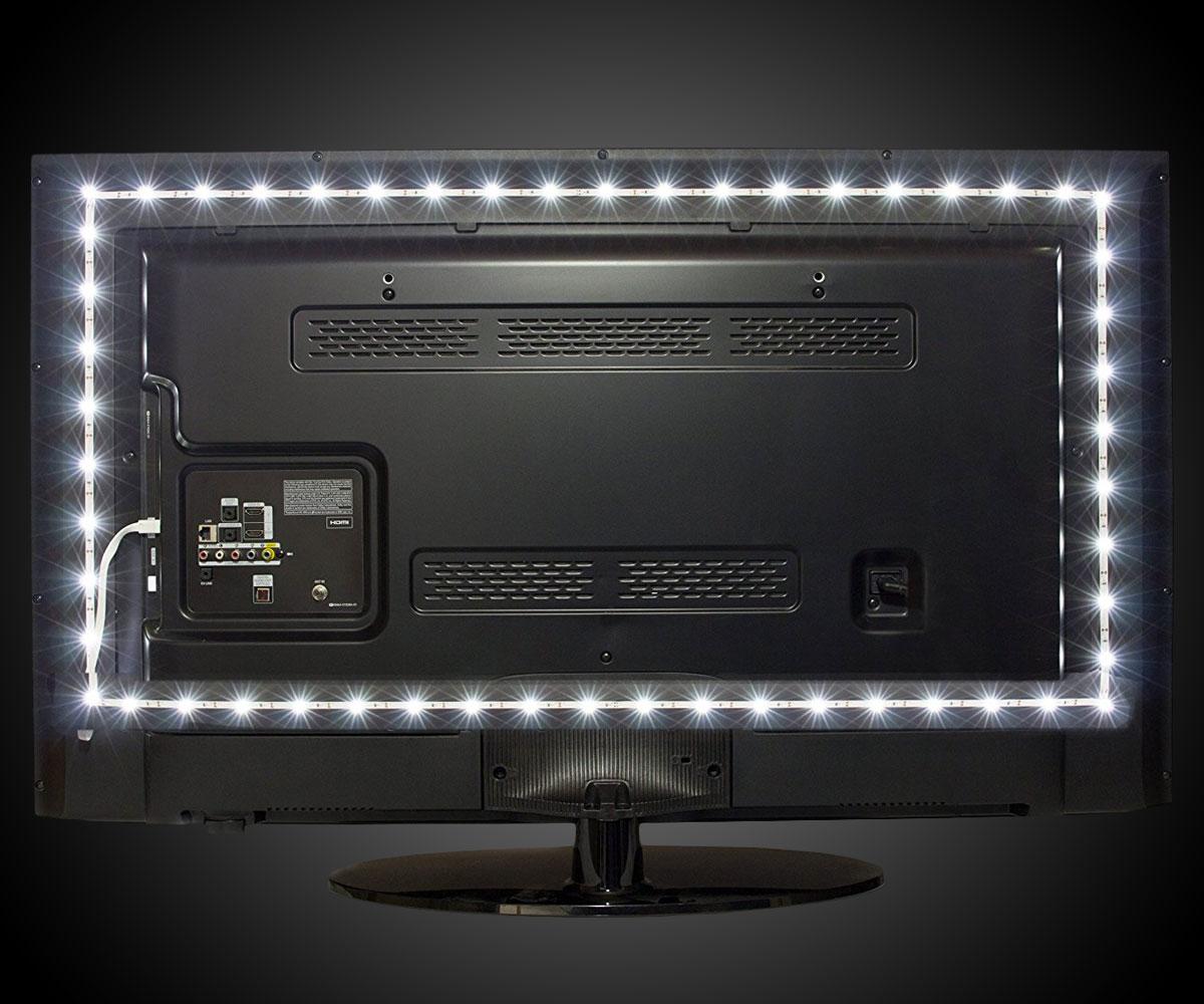 Luminoodle LED TV Backlight | DudeIWantThat.com