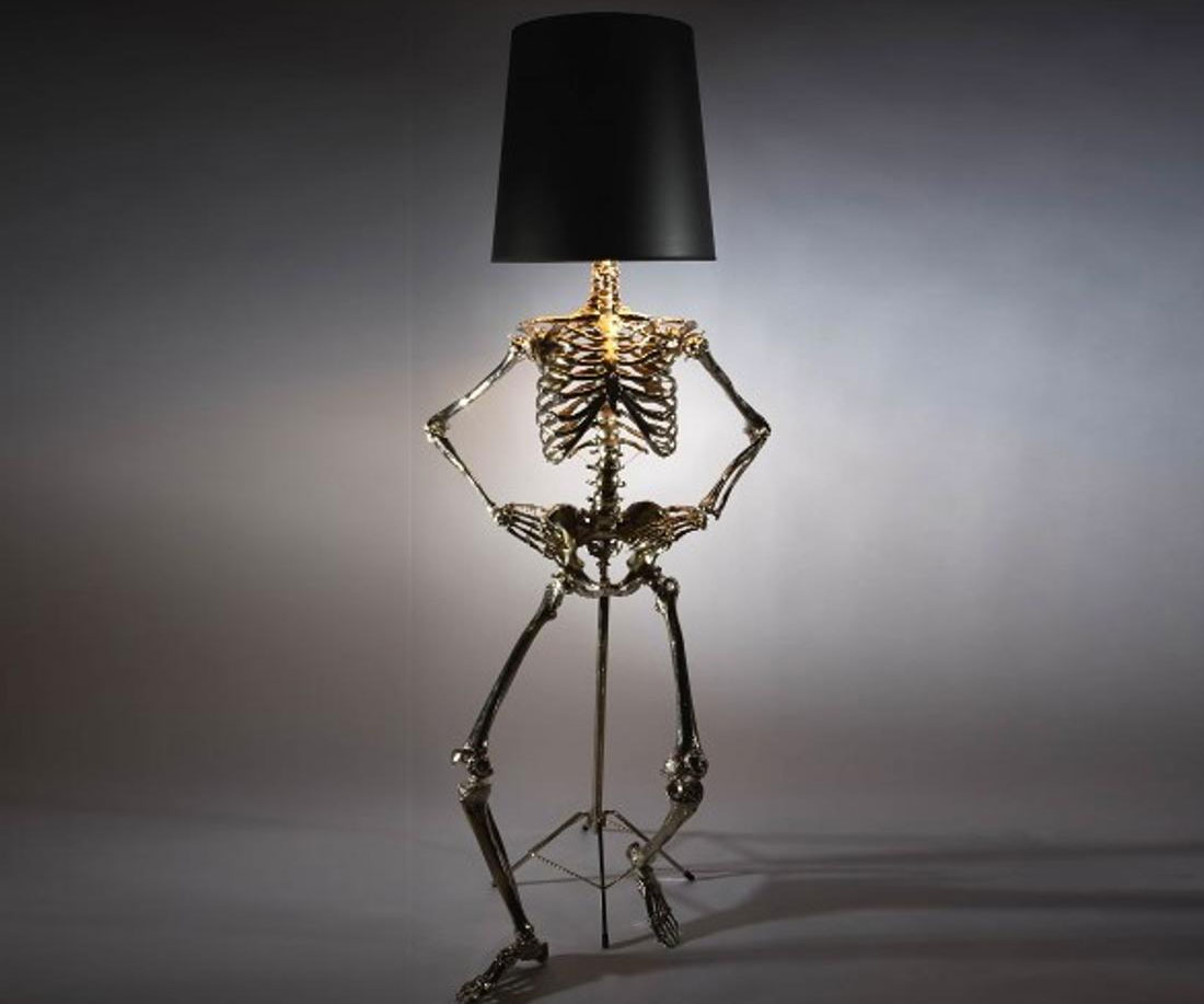 Philippe The Skeleton Lamp ...