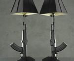 AK47 Gun Lamps