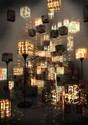 Cassette Tape Floor and Table Lamps