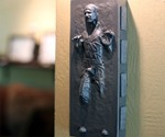 Han Solo in Carbonite Light Switch