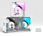 Mickey Mouse Light Bulb Packaging and Colors