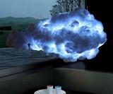 Cloud Chandelier