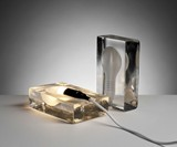 Ice Cube Block Lamp