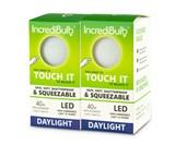 IncrediBulb Flexible, Shatterproof Light Bulb