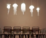 Jellyfish Lamps