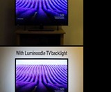 Luminoodle LED TV Backlight