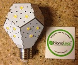 nanoleaf - World's Most Energy Efficient Lightbulb