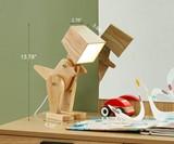 Posable Dinosaur Table Lamp